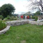 une visite du jardin des simples de Vassivière dans le Parc Naturel Régional de Millevaches